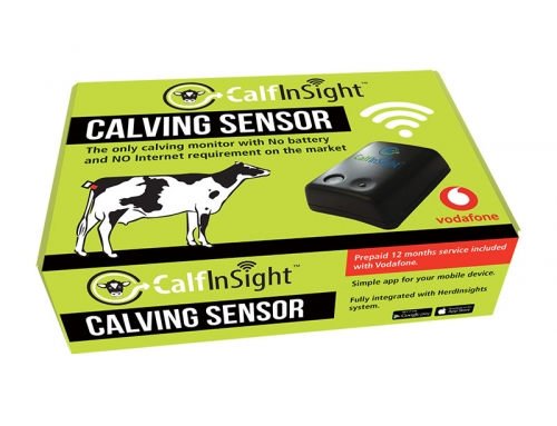 CalfInSight – light weight tail mounted calving sensor